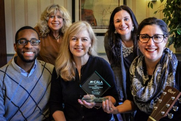 The Greens awarded for its therapeutic environment of music
